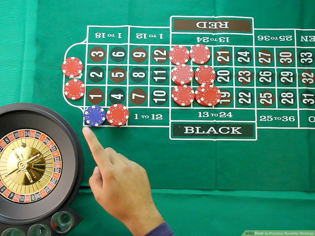 The roulette Strategy